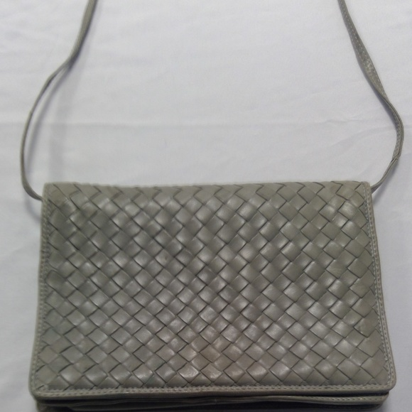 Bottega Veneta Bags   Authentic Bottega Venata Crossbody Handbag ... b20744dd02